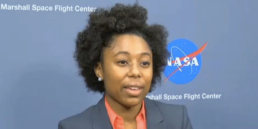 This 22-Year-Old Is Already An Engineer With NASA