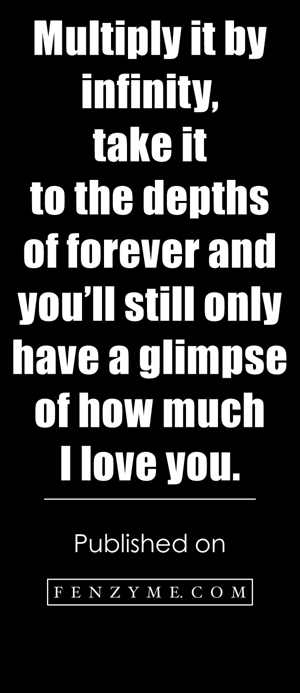 42 I Love You Quotes For Him