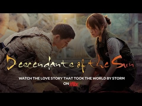 [Movie] Desendants of the Sun ( K Drama )