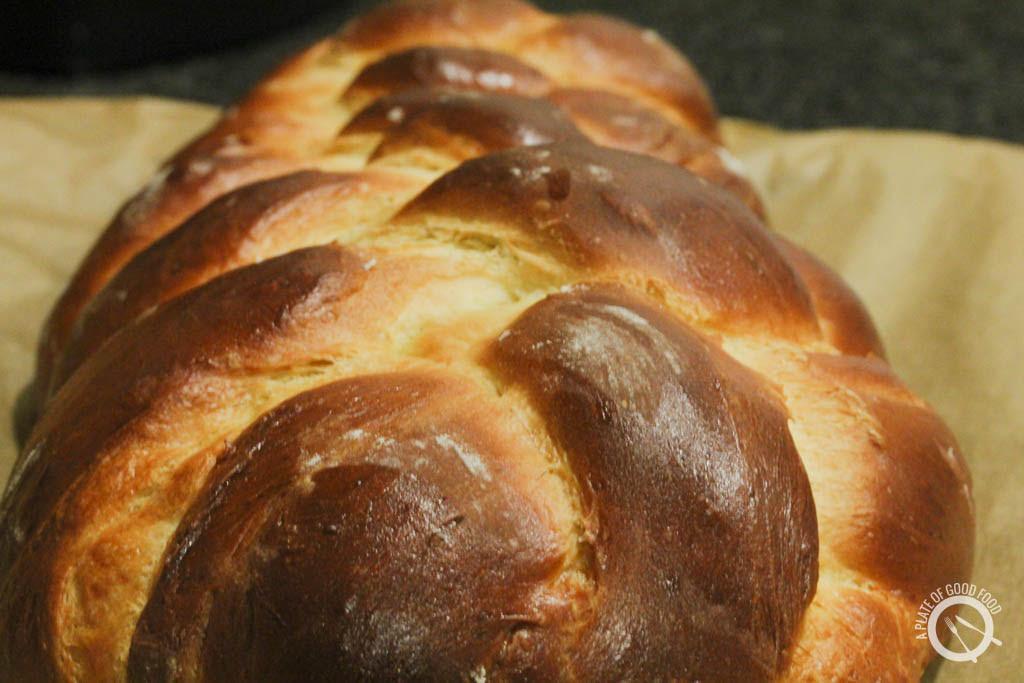 Challah - Beautiful Braided Bread