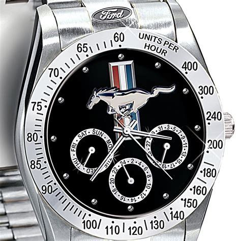Mustang wrist watch  a must have for every mustang