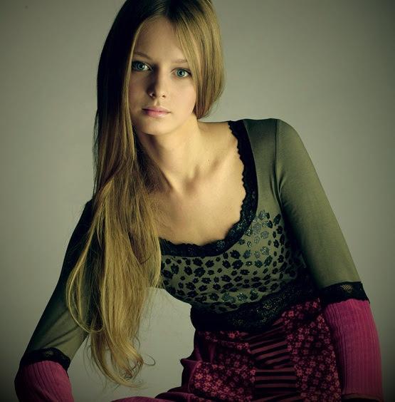 красивая беларуска Виктория Махота фото