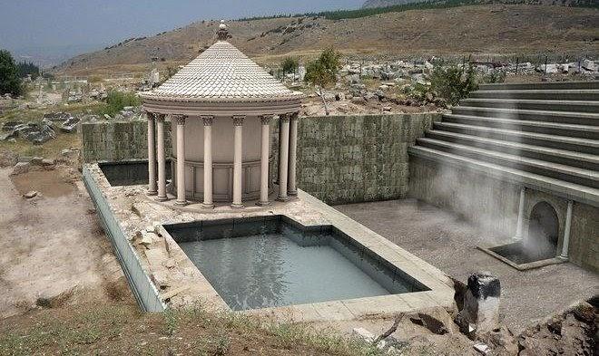 Ученые раскрыли секрет древних «Врат ада» – знаменитого фригийского храма для жертвоприношений