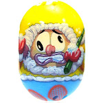 Mighty Beanz 2018 Series 1 Eskimo Rare Mighty Bean #34 [Loose]