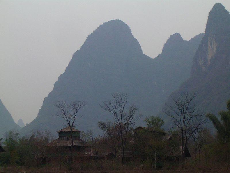 800Px-Li River Landscape In Winter