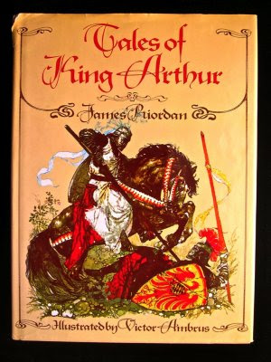 Tales of King Arthur James Riordan Victor Ambrus HCDJ
