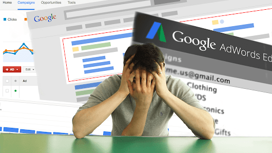 How to check if you've screwed up your AdWords account, v.2
