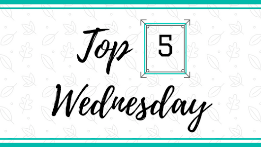 Top 5 Wednesday: Favorite Angsty Romances