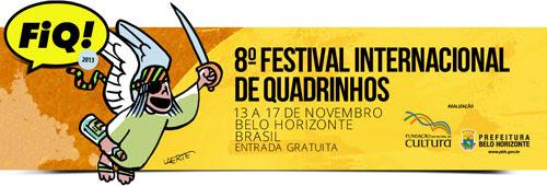 Fiq 2013, festival internacional quadrinhos, belo horizonte, by ila fox