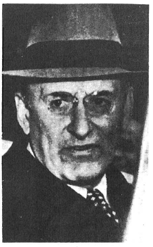"""Henry Morgenthau, secretary of the treasury (1934–1945) and a top adviser to President Roosevelt, formulated the notorious """"Morgenthau Plan"""" for the postwar destruction of Germany. Inspired by a Talmudic hatred for the Germans, who had dared to lift their hands against """"God's Chosen People,"""" Morgenthau's scheme called for the total destruction of Germany's industry and natural resources and for starving 30,000,000 Germans to death. Thus, Morgenthau hoped for a Jewish revenge against the Germans and the simultaneous delivery of Europe to his Marxist brethren in Moscow. Fortunately, Patton's 1945 warnings finally took hold, and in 1947 the Morgenthau Plan was scrapped."""