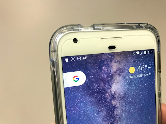 BodyGuardz Pure 2 for Google Pixel XL: The Most Smudgeproof Protection Ever? •