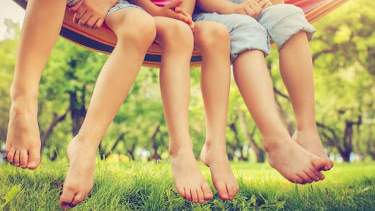 Studies Show Shoes are Harmful-Going Barefoot is Best for Kids