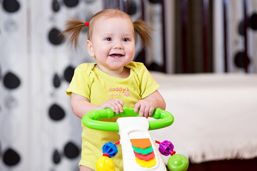 How Can You Teach Your Baby To Walk?