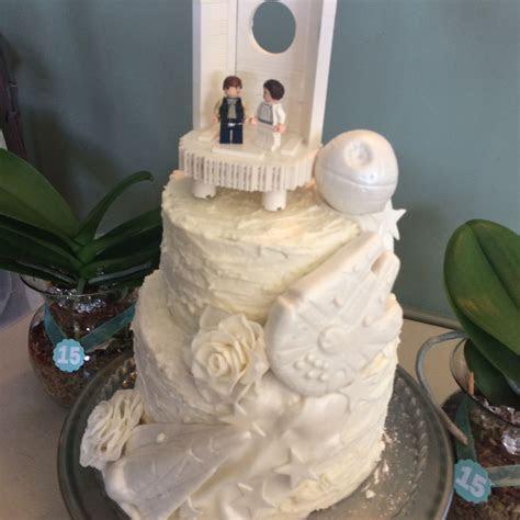 Star Wars Wedding   CakeCentral.com