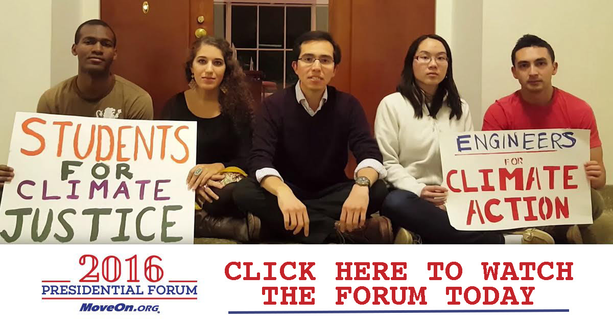 The forum is live!