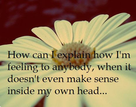 Quotes About Confusion And Sadness 19 Quotes
