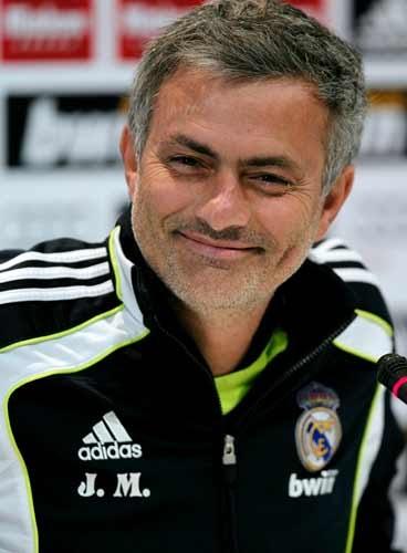 """José Mourinho: """"Gracias a Dios me falta modestia"""""""