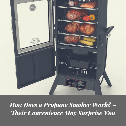 How Does a Propane Smoker Work? – Their Convenience May Surprise You