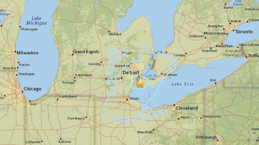 No damage or injuries reported after minor earthquake hit southwestern Ontario