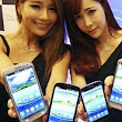 Three out of four smartphones now run on Android as Apple fans 'hold off from upgrading in anticipation of iPhone 5'