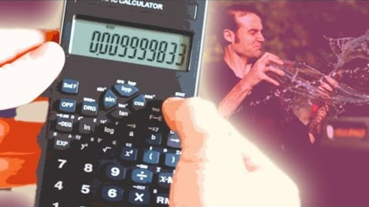 This Calculator Unboxing Parody Is Hilarious