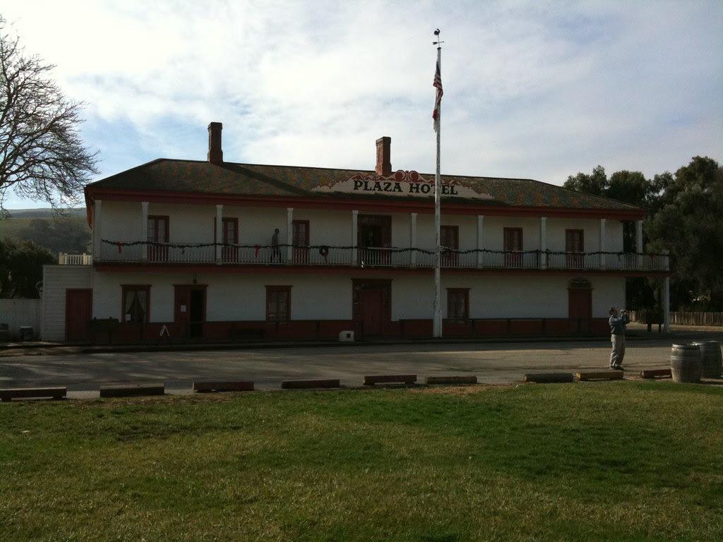 California Historical Landmark #180