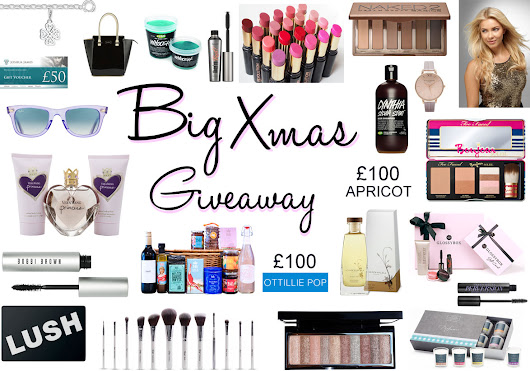 My Big Christmas Giveaway! - Thou Shalt Not Covet...