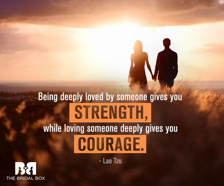How Deep Is Your Love: 19 Deep Love Quotes For Her