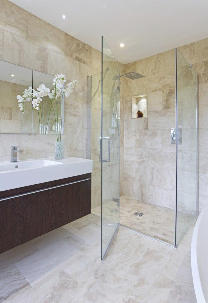 Bathroom Trends: Frameless Showers - Callier and Thompson