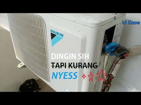 Ac Daikin 1 5 Pk Thailand Ac Air Conditioner