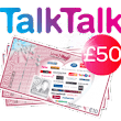 TalkTalk Fibre Flash Sale - reduced price broadband for 18 months!