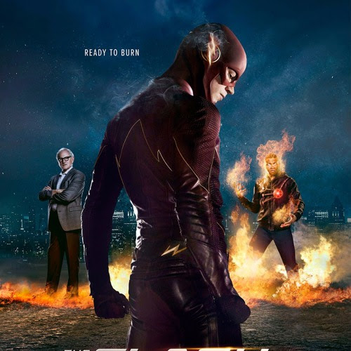 The Flash NR Podcast - S02E04 'The Fury of Firestorm' Review by Nerd Reactor