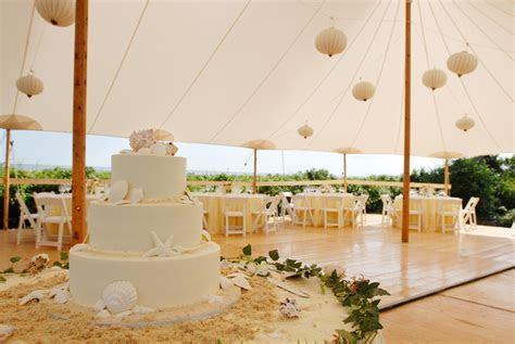 Cape Cod beach wedding cake ? The Casual Gourmet