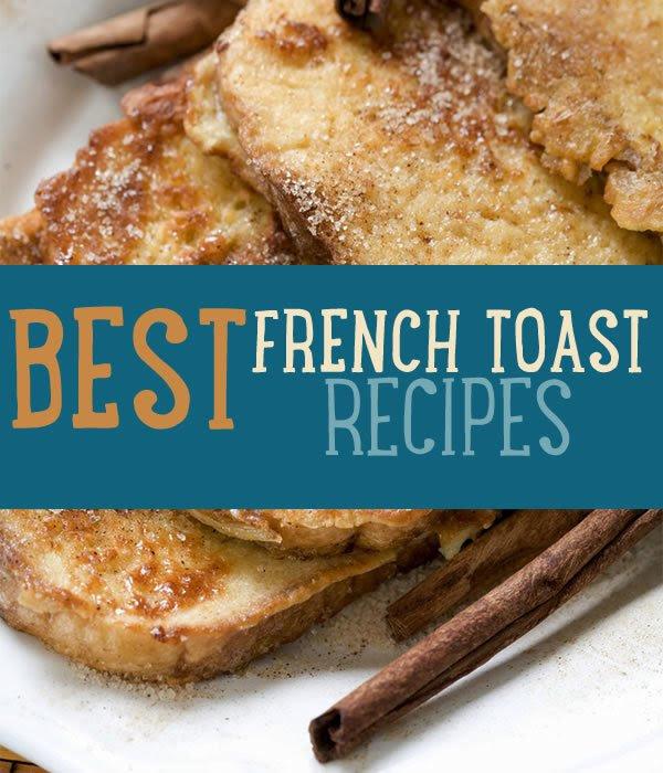 French Toast | Easy Breakfast Recipes - DIY Ready