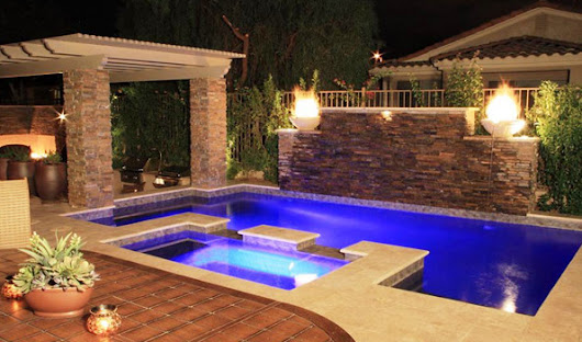 Custom Swimming Pool Designs | Phoenix Landscaping Design & Pool Builders, Remodeling
