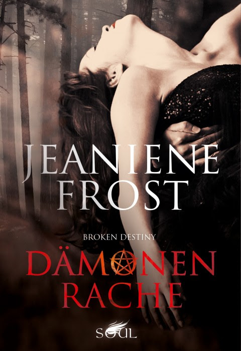 Rezension - Dämonenrache von Jeaniene Frost - Romantic Bookfan