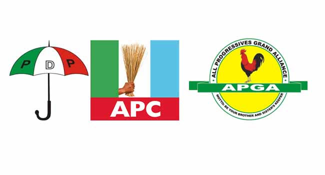 Image result for pictures of APGA and APC