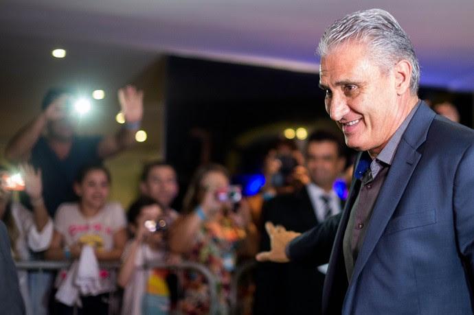 Tite seleção brasileira  (Foto: Pedro Martins / MoWA Press)