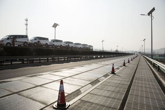 China's Built a Road So Smart It Will Be Able to Charge Your Car