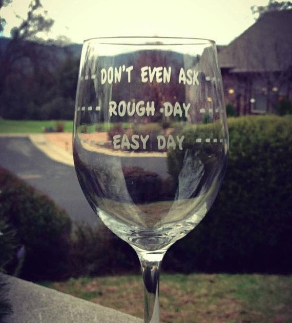 Do it yourself just like that best wine glass ever for Do it yourself wine glasses
