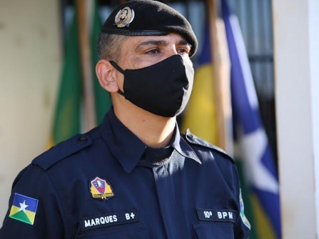 Alto Alegre tem novo comandante na Policia Militar