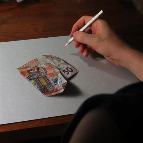 hyperrealistic  drawings  everyday objects