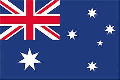 Bendera Australia Yg Terdapat Sebahagian Kecil Bendera British