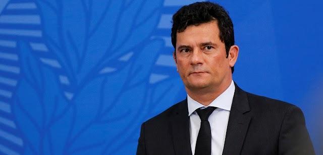 Moro apresentou à PF ao menos sete provas contra Bolsonaro, diz O Globo