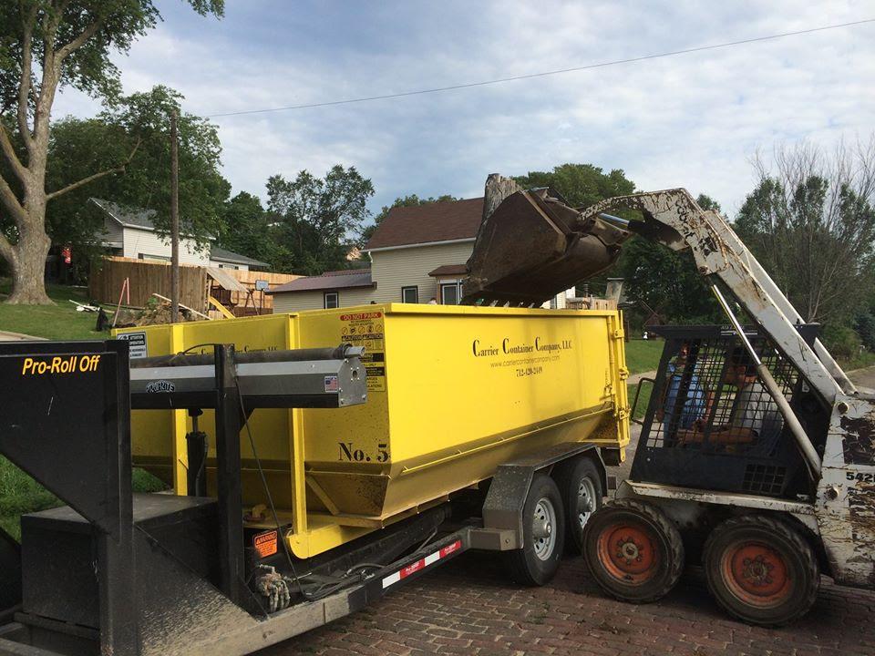 Roll Off Dumpster Lincoln Ne