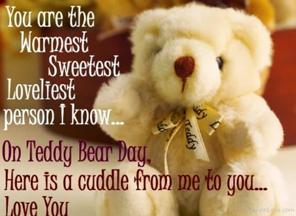 Quotes About Teddy Bear 69 Quotes