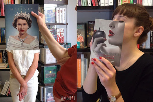 This is What They Do When Bookstore Employees Get Bored - Unshootables
