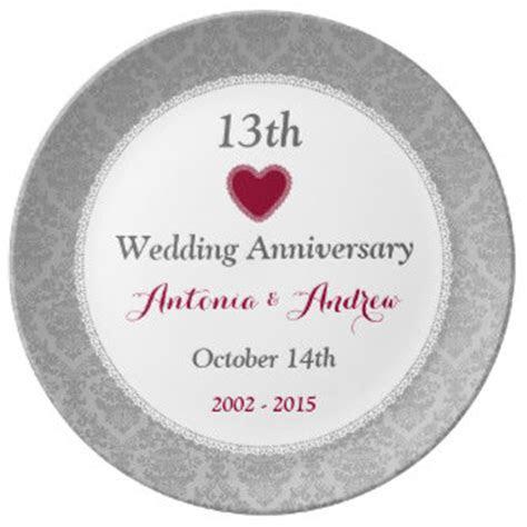 13 Wedding Anniversary Gifts on Zazzle