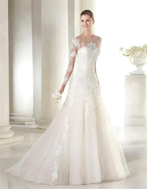 St Patrick Seattle Designer Wedding Dress   Oak Tree Brides