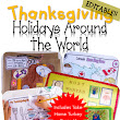 $1 today only! Thanksgiving Activities Holidays Around The World U.S.A & Canada